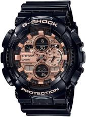 Casio G-shock Herreur Ga-140gb-1a2er Rosa Guldfarvet/resinplast