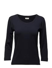 Cream Langærmet T-shirt Blå Masai
