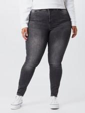 Vero Moda Curve Jeans 'lora'  Black Denim