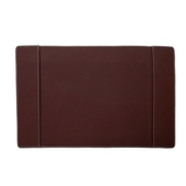 Skrivebordsunderlag - Chocolate Læder