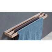 Håndklædestang Dobbelt Egetræ - Andersen Furniture