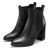 Lascana Chelsea Boots  Sort