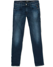 Replay Anbass Hyperflex Clouds Jeans Blue