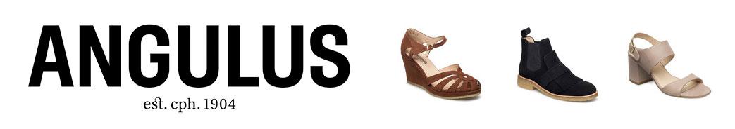 Angulus logo og sko