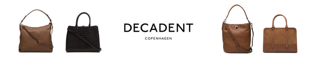 Decadent tasker og logo