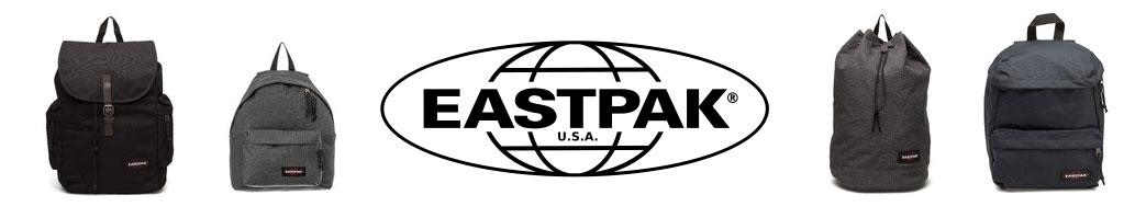 Eastpak rygsække og logo
