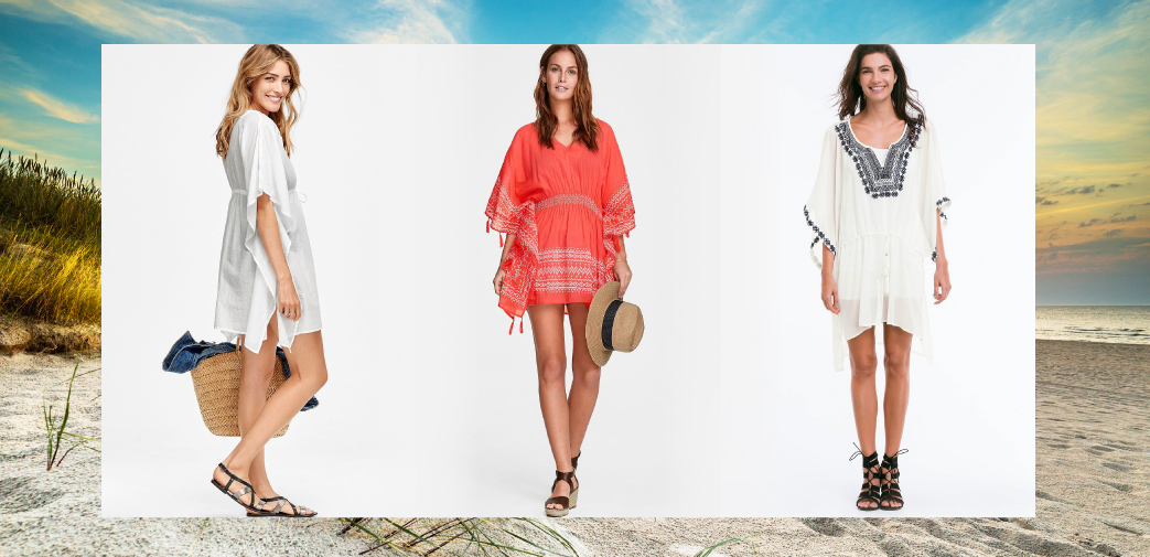 Collage af piger i tunika