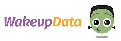 WakeUpdata logo