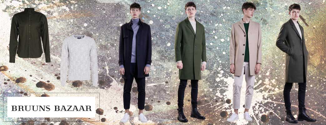 Bruuns Bazaar collage mænd