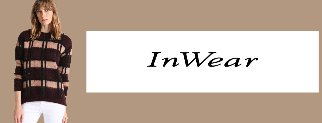 InWear collage med logo