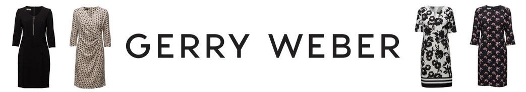 Gerry Weber logo og kjoler