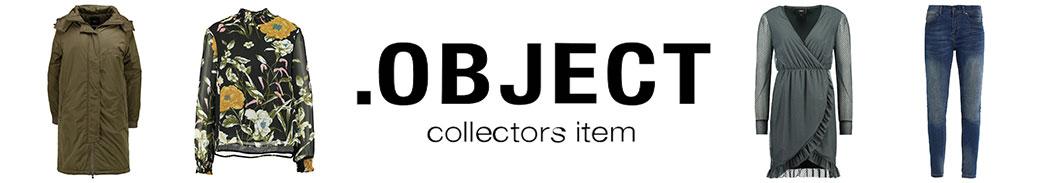 Object tøj og logo