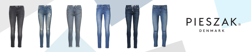 efe40b0c Pieszak jeans - Shop de nyeste styles og find gode tilbud | Katoni.dk