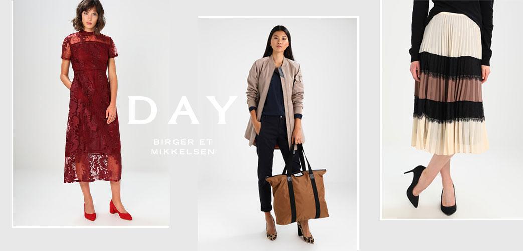 Kvinder i tøj og accessories fra DAY Birger et Mikkelsen