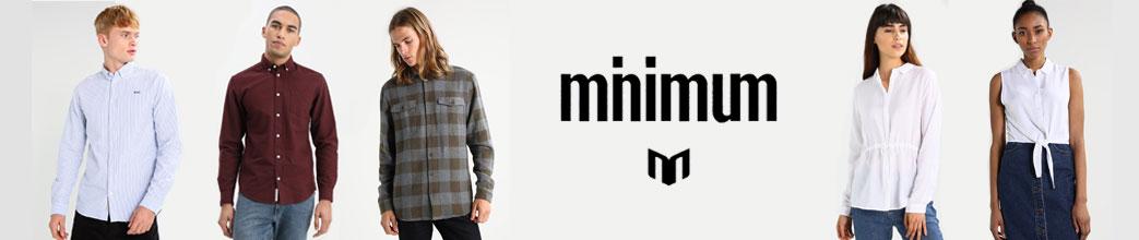 Mænd og kvinder i Minimum skjorter
