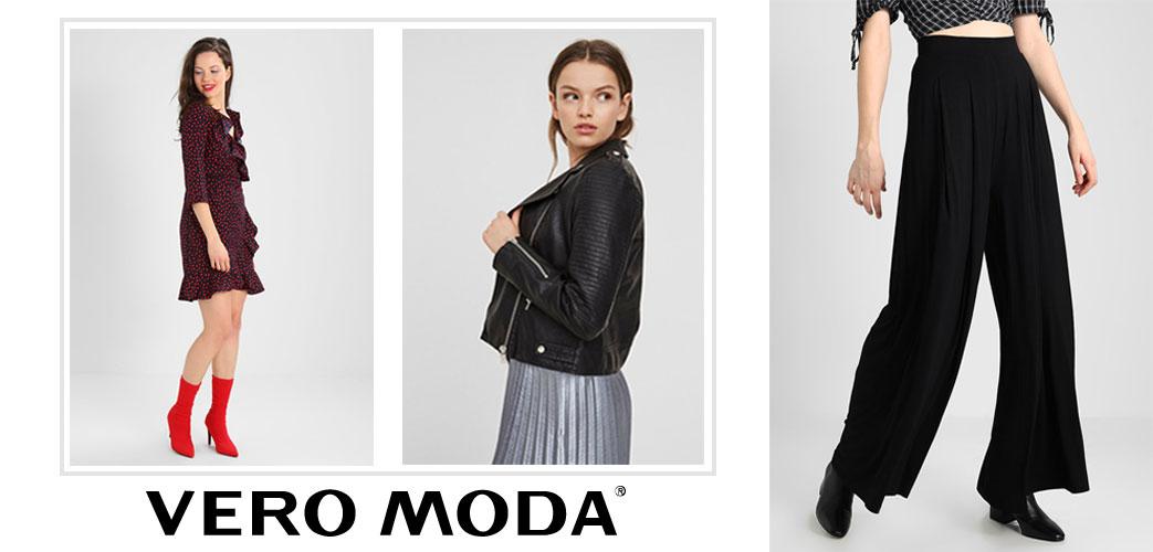 Kvinder i Vero Moda tøj