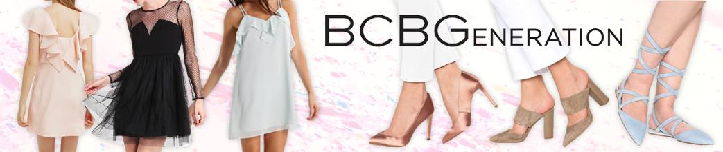 Kvinder i tøj og sko fra BCBGeneration