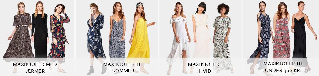 735eb4fbd2e7 Maxi kjole ( Sommerstil ) Spar op til 76% på maxikjoler