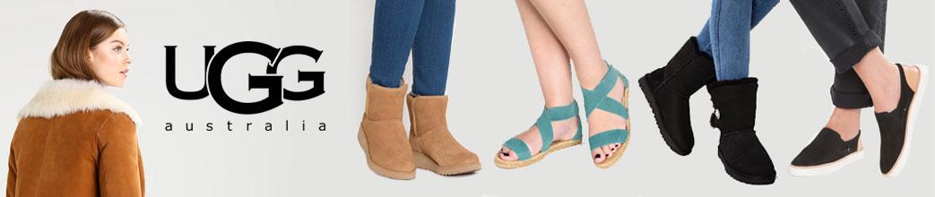 Kvinder i støvler, sko og sandaler fra UGG Australia
