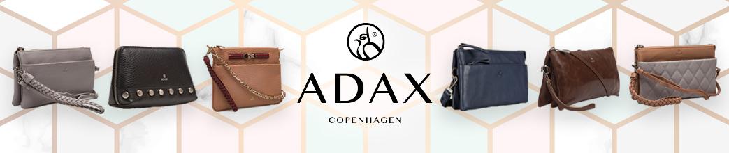 ADAX clutches i forskellige farver og designs