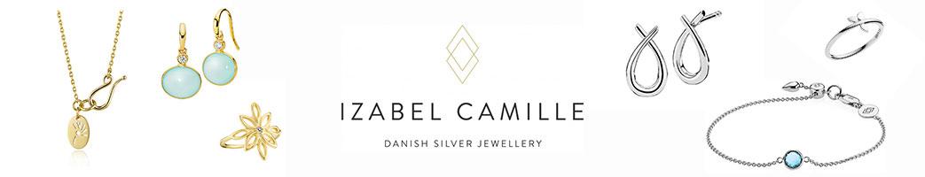 Guld og sølv smykker fra Izabel Camille