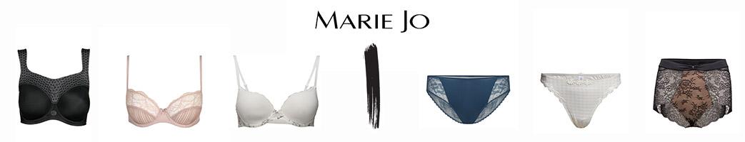 Bh'er og trusser fra Marie Jo