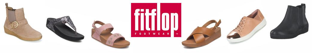 Sko, sandaler og støvler fra FitFlop