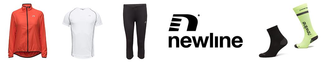 Træningstøj og strømper fra Newline
