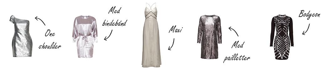 a8affbd3 Sølv kjoler | Festlige styles i sølv fra 2019 kollektionerne | Katoni.dk